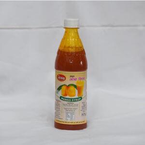 Alphonso Mango Syrup ( हापूस आंबा सिरप )