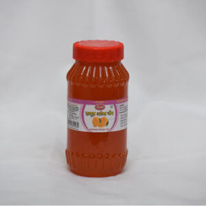 Alphonso Mango Jam ( हापूस आंबा जॅम )