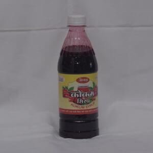 Kokum Syrup (कोकम सिरप)