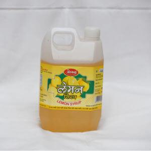 Lemon Syrup ( लिंबू सिरप )